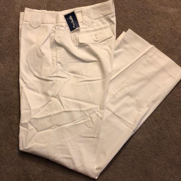 Grace Elements Pants - Grace Elements white pants